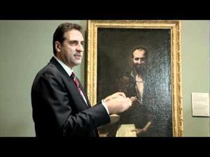 """Filosofía en relación con la pintura a través de """"Demócrito"""", de José de Ribera"""