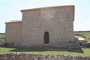 San Baudelio de Berlanga, la Capilla Sixtina del románico español