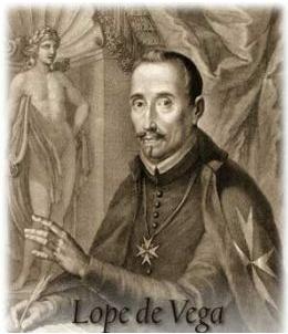 Félix Lope de Vega Carpio, grande escritor del Siglo de Oro