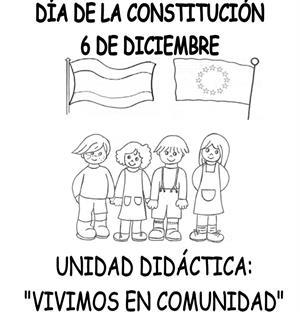 Unidad Didáctica sobre la Constitución