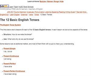 Present Simple Tense (englishclub)