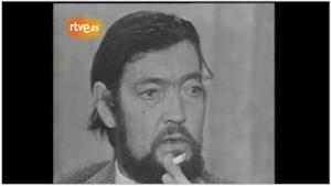 Julio Cortázar en 'A fondo' (Parte 2) (RTVE)