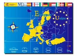 European Union, unidad didáctica de inglés 4º ESO (Cidead)