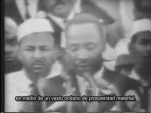 """I have a dream"" Discurso de Martin Luther King (1963)"