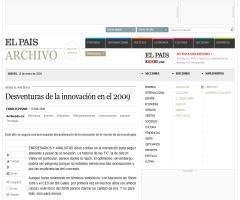 Desventuras de la innovación en el 2009