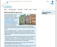 THERE IS (NO) MONEY IN LINKED DATA?