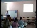 Redes Sociales para Educar #redesedu12: J.M. Izar (Experiencia con Google Docs)