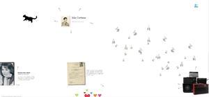 Julio Cortázar, interactivo para armar. Canal Encuentro