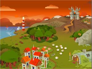 Juegos de los mundos (Nivel 4). La tierra de los sueños