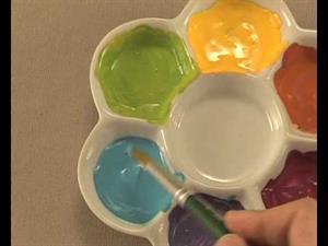 Técnicas artísticas: El Color (EducaThyssen)