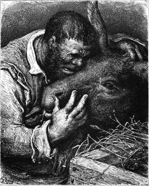Donde se prosiguen las finezas que de enamorado hizo don Quijote en Sierra Morena. Miguel de Cervantes (Literatura Sonora)