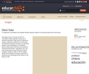 Darío Salas (Educarchile)