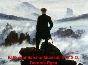 El Romanticismo musical