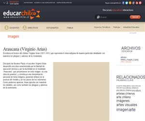 Araucana (Virginio Arias) (Educarchile)