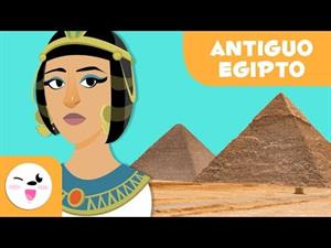 Cinco cosas sobre el Antiguo Egipto (para niños)