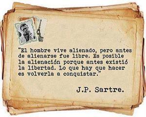 Qué es el hombre, de acuerdo con Sartre. (Selectividad.tv)