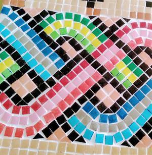 El mosaico romano en clase de Ciencias Sociales