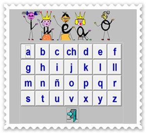 Las letras (imprenta)