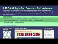 ¿Cómo me siento con una Peonza? Por A.M.P.A. Colegio San Francisco Coll (FESD) de Albacete