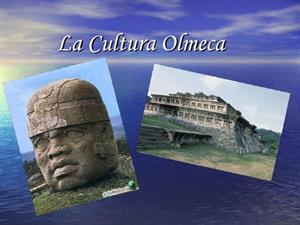 Cultura olmeca: resumen
