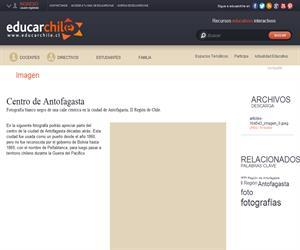 Centro de Antofagasta (Educarchile)