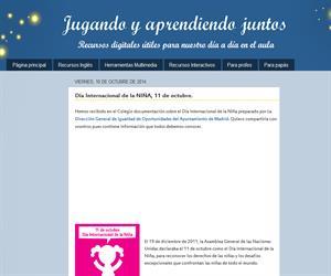 Día Internacional de la NIÑA, 11 de octubre.