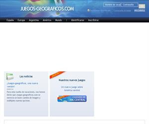 Juegos de geografía gratuitos en flash (juegos-geograficos.com)