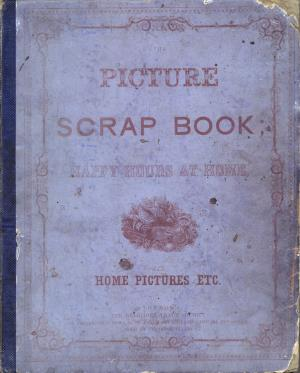 The picture scrap book or Happy hours at home (International Children's Digital Library)