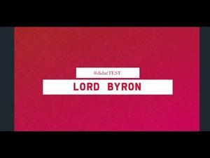 ¿Cuánto sabes sobre Lord Byron?