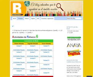 60 Actividades de refuerzo para 6º de Primaria (Anaya)