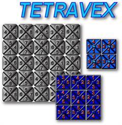 TETRAVEX: Rompecabezas numéricos