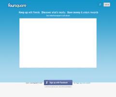 Foursquare: la geolocalización social, cada vez más extendida