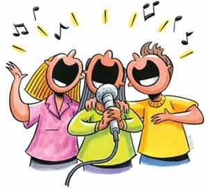 """""""Quiero cantar"""""""