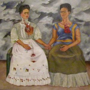 Acercamiento a la vida y obra de Frida Kahlo