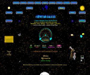 Acienciasgalilei.com: Portal educativo de ciencias y matemáticas