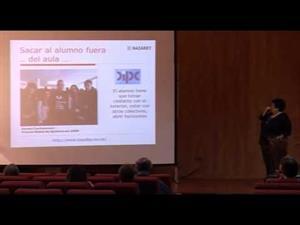 Encuentro Didactalia 2013: Mertxe Badiola - Trabajar el Área Científico-Técnica