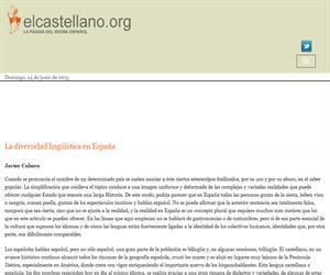 La diversidad lingüística en España
