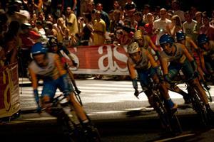 A hombros de gigantes: vuelta ciclista