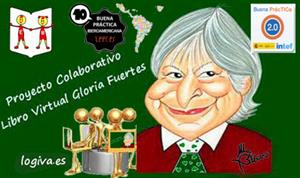 Libro virtual Gloria Fuertes. Proyecto colaborativo