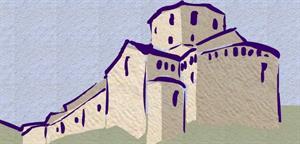 La construcción de una Iglesia Católica