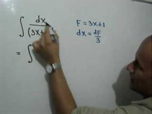 Solución de una Integral por el Método de Sustitución (JulioProfe)