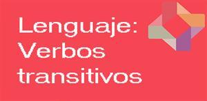 Verbos transitivos (PerúEduca)