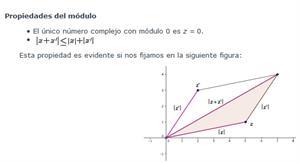 Los números complejos - 1º Bach
