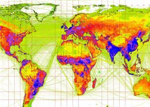Origen de las emisiones de metano (El País)