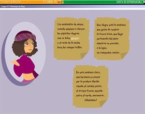 Mañanitas de Mayo. Recurso educativo para Lengua y Literatura