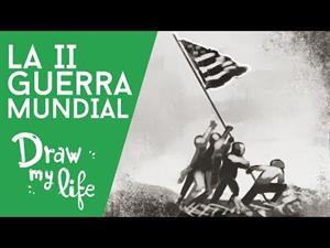 Resumen y curiosidades de la II Guerra Mundial (History Draw)