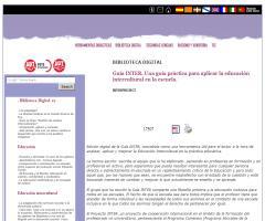 Guía INTER. Una guía práctica para aplicar la educación intercultural en la escuela | Aula Intercultural