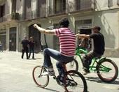 Hip-hop i la Ciclomarató Barcelona-Perpinyà-Barcelona (Edu3.cat)