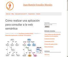 Cómo realizar una aplicación para consultar a la web semántica