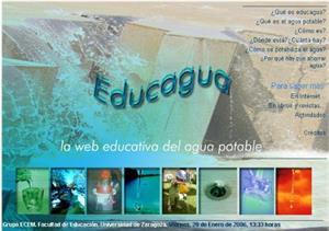 El agua potable en internet (unizar.es)